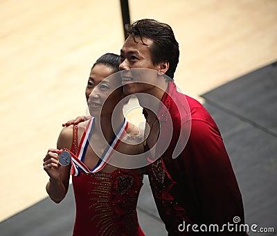 Xue Shen / Hongbo Zhao (CHN) Editorial Stock Image
