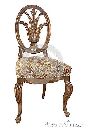 XVIII century chair