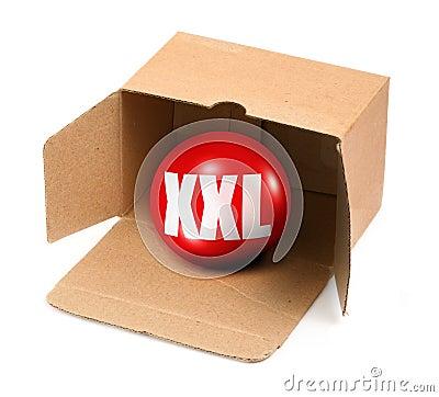 XXL size concept