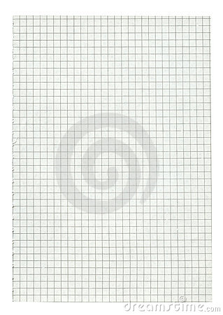 Free XXL Size Squared Paper Page Stock Images - 2069894