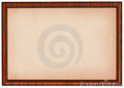 XXL size wooden frame