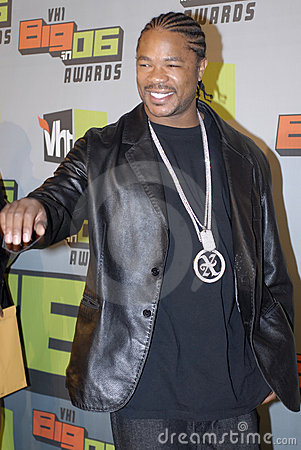 Xzibit on the red carpet. Editorial Stock Photo