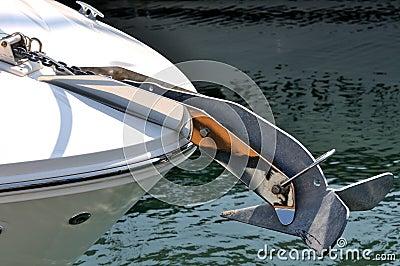 Yacht anchor