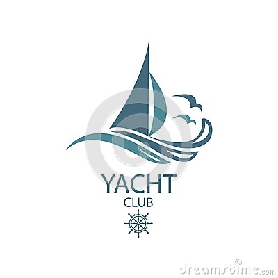 Free Yacht And Waves Icon Royalty Free Stock Image - 103677686