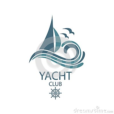 Free Yacht And Waves Icon Stock Photography - 103677822
