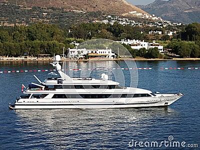 Yacht in Bodrum