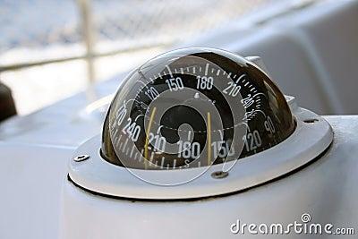 Yacht compass