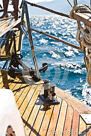 Yacht equipment