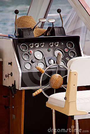 Free Yacht Interior Royalty Free Stock Image - 6702066