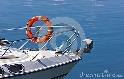 Yacht life guard