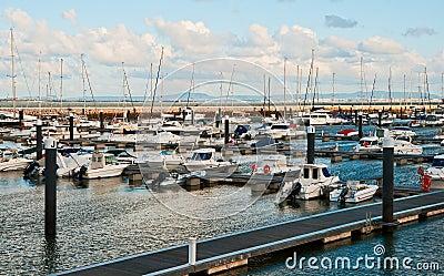 Yacht Parking