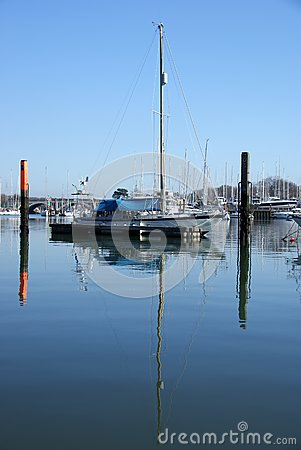 Yacht Reflections 3