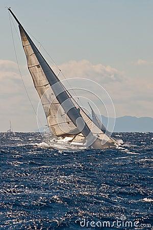 Yacht regatta