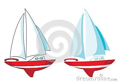 Yacht set