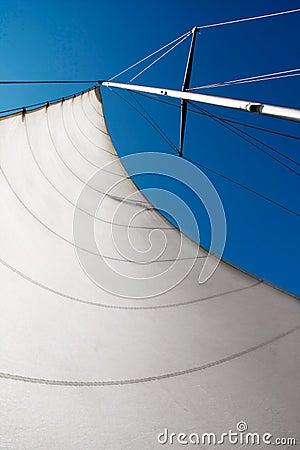 Free Yacht Sheet Royalty Free Stock Photography - 9499777