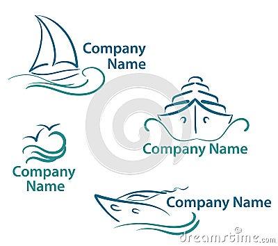Yacht symbols