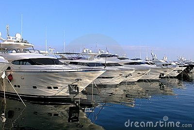Yachts and boats