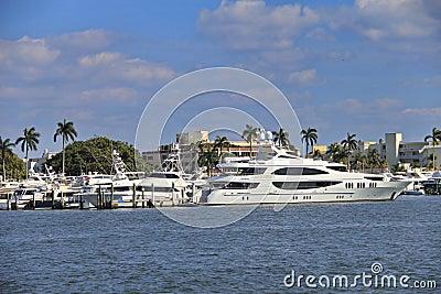 Yacht in West Palm Beach