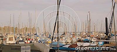 Yachts masts