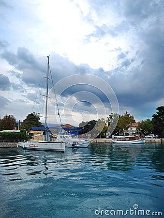 Yachts panorama