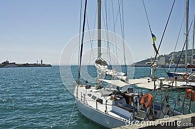 Yachts, Yalta