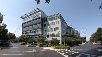 Yahoo Sunnyvale California video estoque