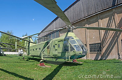 Yak-24 helicopter