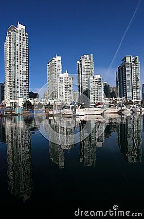 Yaletown Marina