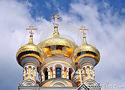 Yalta orthodox catherdral