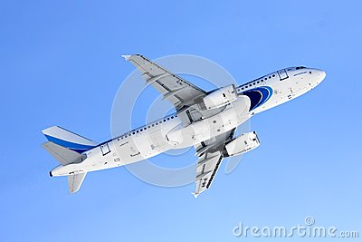 Yamal Airlines Airbus A320 Editorial Photo