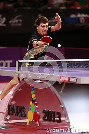 YAN An ( CHN ) Editorial Photo