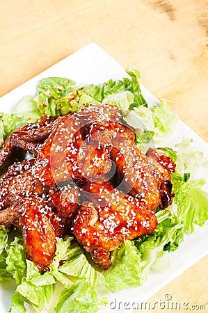 Yangnam chicken