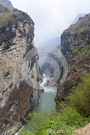 Yangtze River Canyon