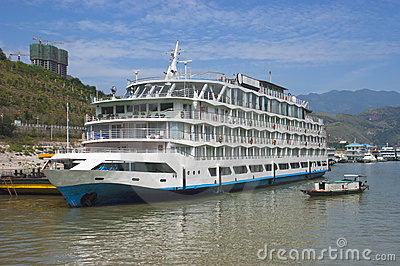 Yangtze River China River Boat Cruise Ship, Travel