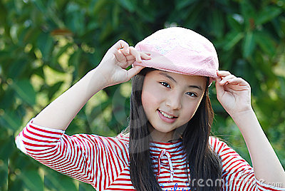 Yangxi An Beautiful girl From China