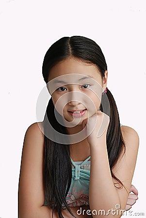 Yangxi An Beautiful girl From China