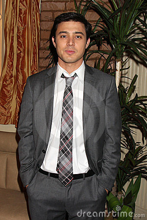 Yani Gellman at the Young & Restless 38th Anniversary On Set Press Party Editorial Photo