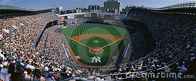 Yankee Stadium Editorial Stock Image