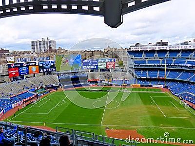 Yankee Stadium Editorial Image