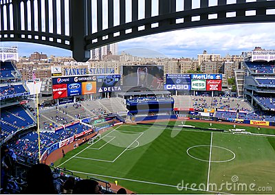 Yankee Stadium Editorial Photography