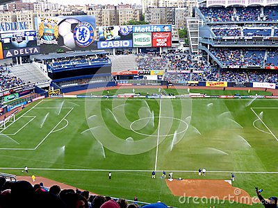 Yankee Stadium Editorial Stock Photo