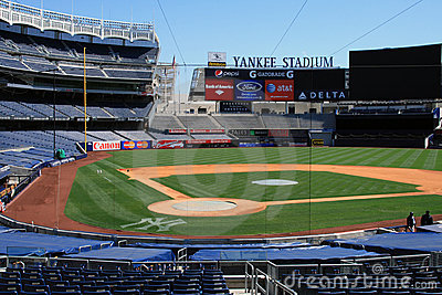Yankee Stadium - New York Editorial Stock Image