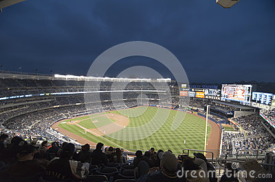 Yankees Stadium Editorial Stock Photo
