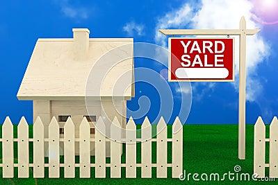 Yard Sale Banner