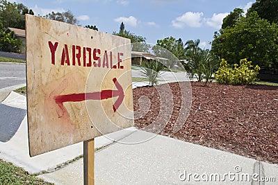 Yard Sale Today