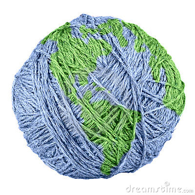 Free Yarn Earth Stock Photo - 17725910