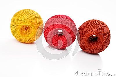 Yarn for knitting