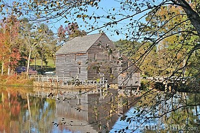 Yates Mill in Raleigh, NC