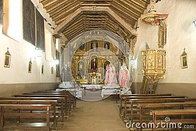 Yavi chapel