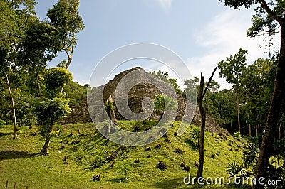 Yaxha - Mayan Ruins